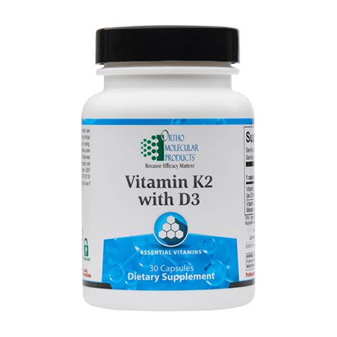 10 best vitamin d3 supplements july 2021 results are based on. Vitamin K2 with D3 (30 caps) by Orthomolecular   Institute ...