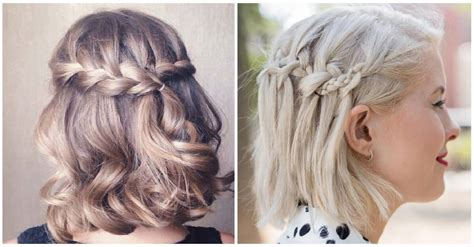 27 Beautiful And Fresh Braid Hairstyle Ideas For Short Hair