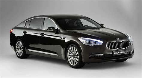 report kia quoris  flagship sedan coming