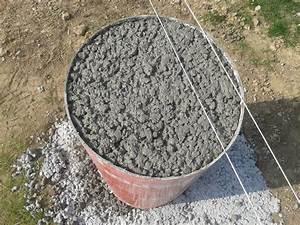 Dosage Beton Terrasse : les plots de fondation buzhug org ~ Premium-room.com Idées de Décoration