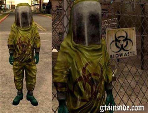 killing floor 2 hazmat suit gta san andreas killing floor hazmat suit mod gtainside com