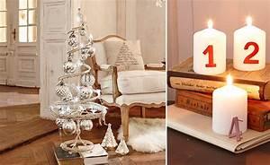 Weihnachtsdeko Ideen 2017 : festliche weihnachtsdeko f r das wohnzimmer ~ Whattoseeinmadrid.com Haus und Dekorationen