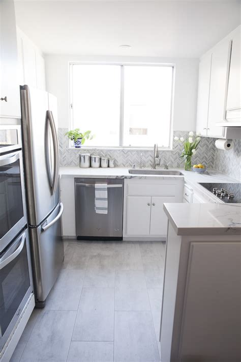kitchen remodel reveal laura lily fashion travel