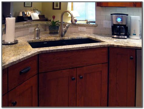 Corner Kitchen Sink Cabinet Measurements