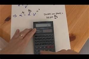 Kind Größe Berechnen : video gewicht einer stahlplatte so berechnen sie es ~ Themetempest.com Abrechnung