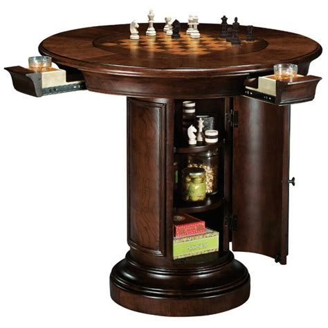 Ithaca Pub Table by Howard Miller   Family Leisure