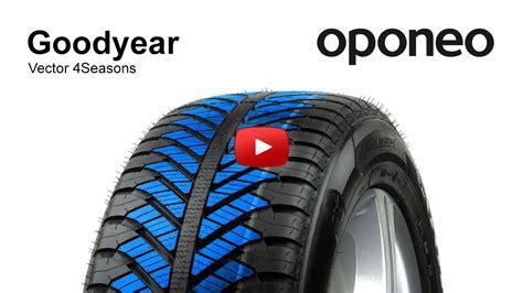 goodyear vector 4seasons g2 pneu goodyear vector 4seasons pneus toutes saisons oponeo
