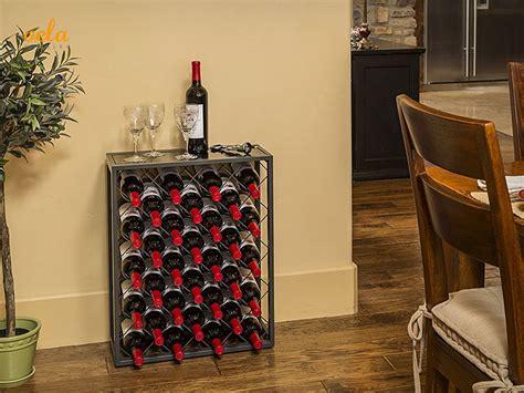 botelleros de vino baratos originales de madera palets