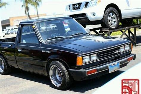 1980 Datsun Truck by Original 1980 Datsun 720 Mini Truck Madness