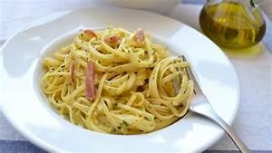 pasta carbonara easy tagliatelle carbonara recipe