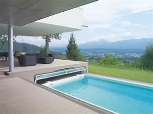 Schwimmbad Zu Hause De : freiblick mit chic schwimmbad zu ~ Markanthonyermac.com Haus und Dekorationen