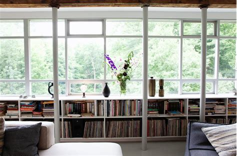 Under Window Bookcase Compact And Stunning Storage For