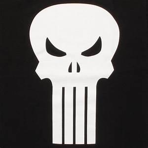 Punisher Logo Youth T Shirt