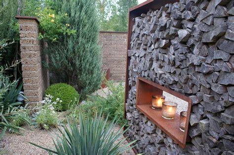 Trockenmauern Für Den Garten by Sichtschutz F 252 R Den Garten Zinsser Gartengestaltung