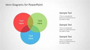Colorful Venn Diagrams For Powerpoint
