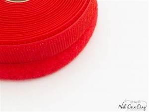 Klettband Zum Nähen : stoffe b nder klettband zum n hen rot online kaufen ~ A.2002-acura-tl-radio.info Haus und Dekorationen