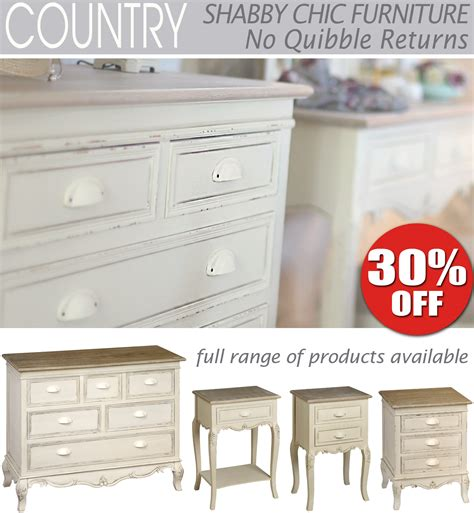 shabby chic catalogs shabby chic cream furniture stunning bedside table chest of drawers assembled ebay