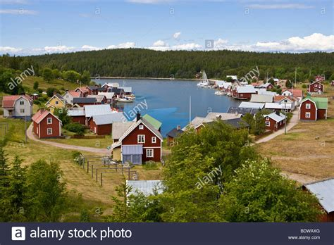 High Coast Sweden Stock Photos & High Coast Sweden Stock