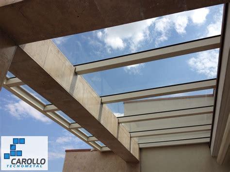 copertura terrazzo trasparente serramenti civili e industriali lucernari pensiline