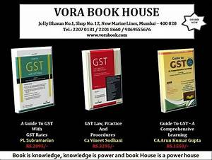 Books On Gst Title