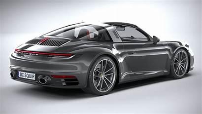 Porsche 911 Targa 4s Cgstudio