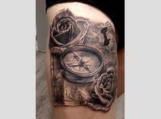Tatouage Boussole Avant Bras Homme Tattooart Hd