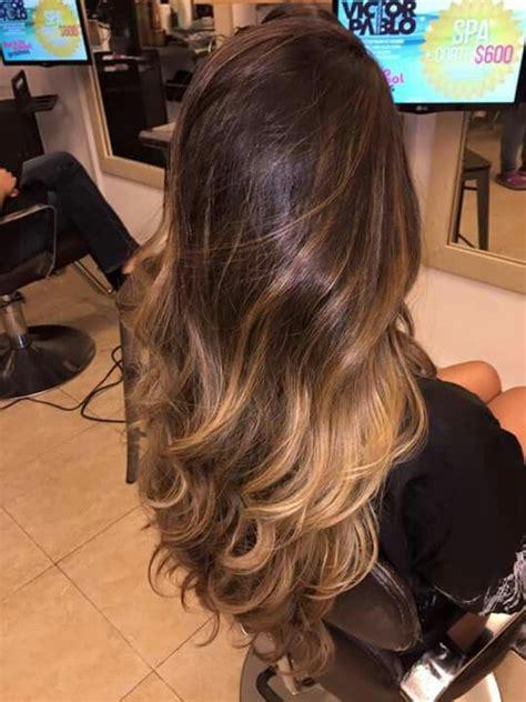 Balayage Miel Sur Chatain 25 Best Ideas About Balayage Miel On Balayage Miel Sur Brune Teinture Pour Cheveux