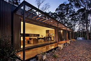 Bunker down for the weekend - Modscape Prefab Homes