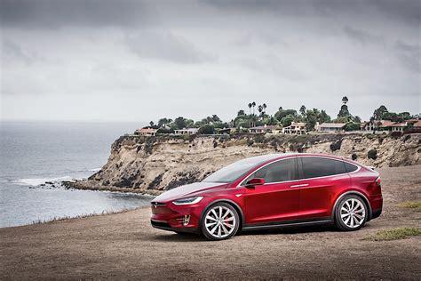 Tesla Motors Model X Specs