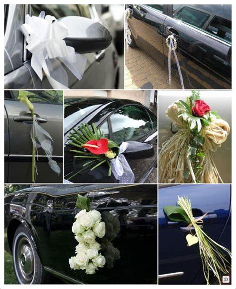 comment faire decoration voiture mariage decoration voiture mariage faire soi meme visuel 9