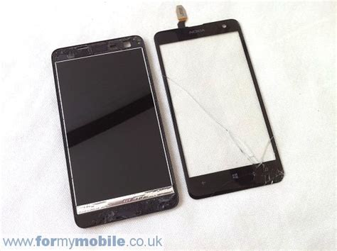 nokia lumia 625 disassembly screen replacement and repair