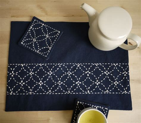 sashiko patterns projects  information