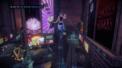 Saints Row 4 Mod Adds First-person View