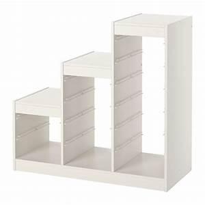 Trofast Regal Ikea : trofast frame white 99x44x94 cm ikea ~ Orissabook.com Haus und Dekorationen
