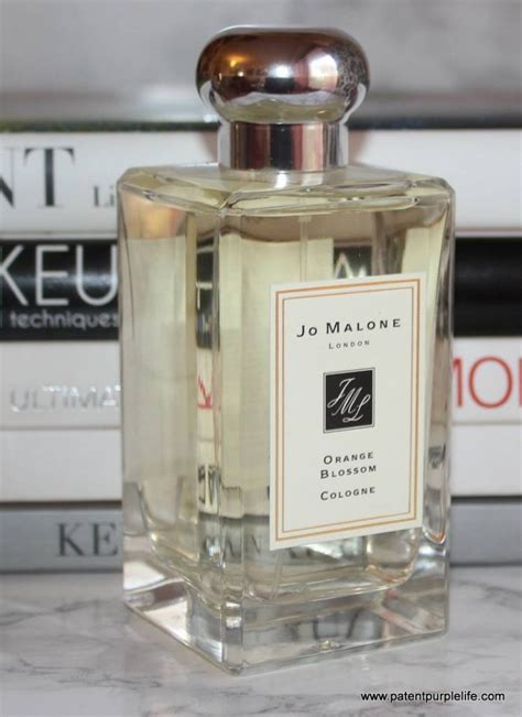 Jo Malone Orange Blossom jo malone orange blossom patent purple
