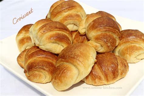 recette croissants facon boulangerie et recette de pate feuilletee sousoukitchen