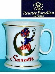 Porzellan Bemalen Berlin : kaffeehaferl becher mit sarotti logo porzellan berlin souvenir werbeikonen der 50er jahre ~ Markanthonyermac.com Haus und Dekorationen