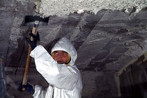 asbestos removal stay safe hire  professional