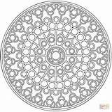 Mandala Coloring Mandalas Ausmalbilder Celtic Malvorlagen Circles Circle Ausmalen Printable Pintar Ausdrucken Zum Dessin Coloriages Colorir Erwachsene Kleurplaten Disegni Drawing sketch template
