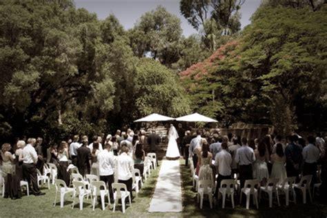 10 beautiful garden wedding venues in perth