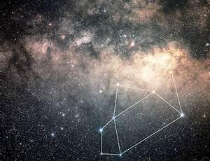 Sagittarius Constellation  Ground Hubble