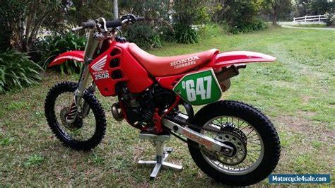 Honda Cr250 For Sale In Australia