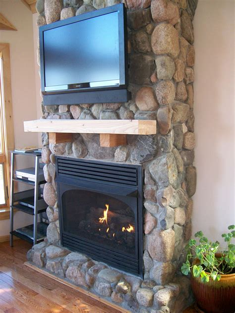 Remarkable Stone Veneer For Fireplace Pictures Inspiration