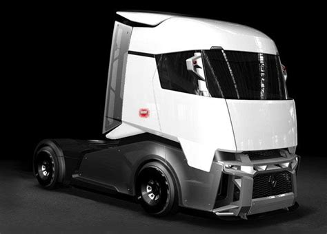 renault trucks cx 03 concept strange and unique vehicles