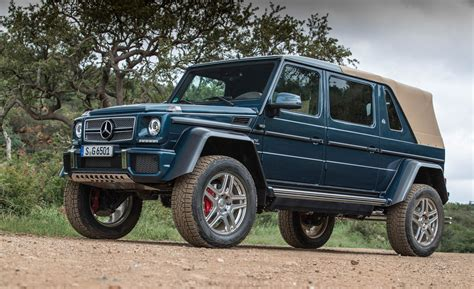 We may earn money from the links on this page. 2018 Mercedes-Maybach G650 Landaulet | Cars Exclusive ...
