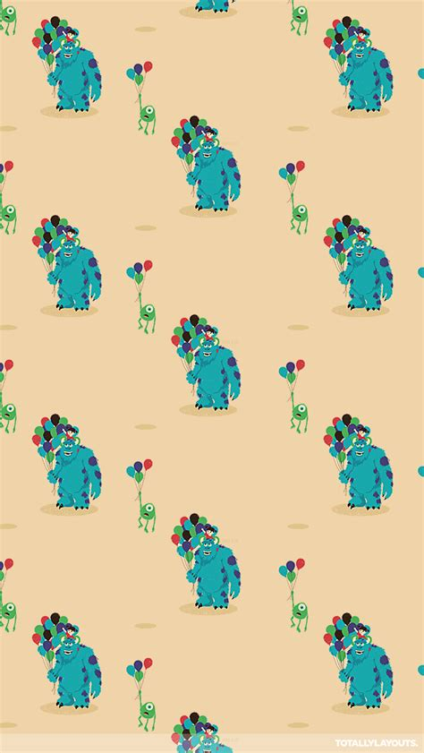 Cookie Monster Desktop Wallpaper Monsters Inc Mike Sully And Boo Iphone Wallpaper Cartoon Wallpapers