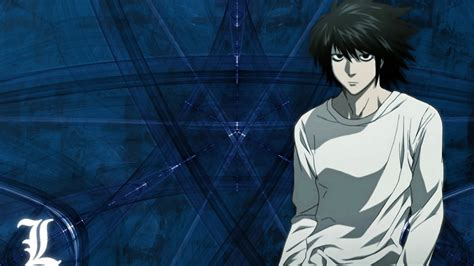L Death Note Wallpapers High Quality