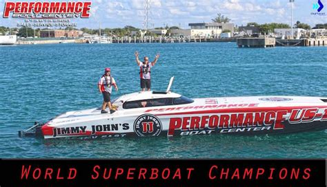 Performance Boat Center Jimmy Johns by Hometown Boys For The Win Performance Boat Center