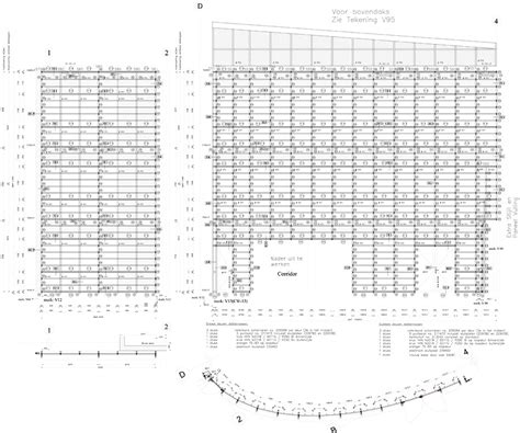 gallery 3d facade curtain wall detailing 2d drafting