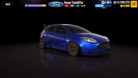 ford focus trackster csr racing wiki fandom